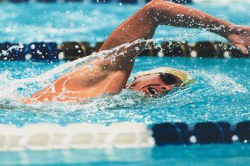 Yüzmede nefes tekniği, nefes alma ve verme